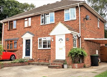 Thumbnail 3 bed semi-detached house for sale in Cobdown Close, Ditton, Aylesford