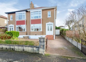 Thumbnail 3 bed semi-detached house for sale in Coruisk Drive, Clarkston, Glasgow