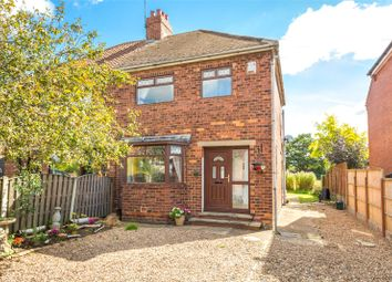Thumbnail 3 bedroom semi-detached house for sale in St. Leonards Avenue, Osgodby, Selby
