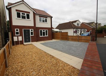 Thumbnail 4 bed detached house for sale in Stanshawes Drive, Yate, Bristol