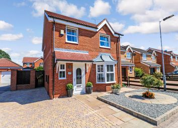 Thumbnail 3 bed detached house for sale in Easter Wood Close, Hull