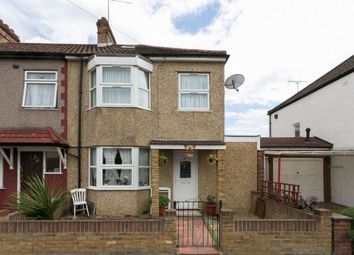 Thumbnail 5 bedroom end terrace house for sale in Exeter Road, London