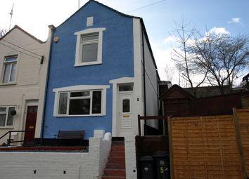 Thumbnail 2 bed end terrace house for sale in St. Annes Terrace, St. Annes Park, Bristol
