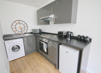 Thumbnail 1 bedroom flat to rent in Isambard Brunel Road, Portsmouth