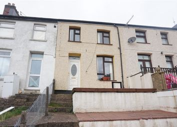 Thumbnail 3 bed terraced house for sale in Dafalog Terrace, Phillipstown, New Tredegar, Caerphilly