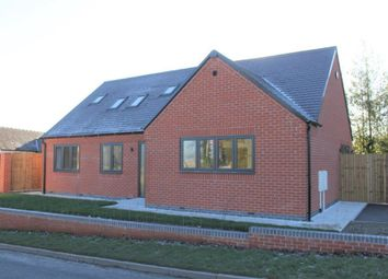 Thumbnail 4 bed detached bungalow for sale in Main Road, Hulland Ward, Ashbourne, Derbyshire