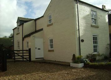Thumbnail 2 bed cottage to rent in Torrington Lane, East Barkwith, Market Rasen