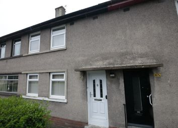 Thumbnail 2 bed terraced house for sale in Bawhirley Road, Greenock