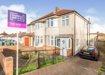 3 bed semi-detached house for sale in Benfleet Close, Sutton SM1