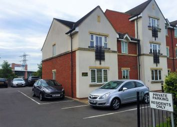 Thumbnail 2 bedroom flat for sale in Friars Terrace, Stafford