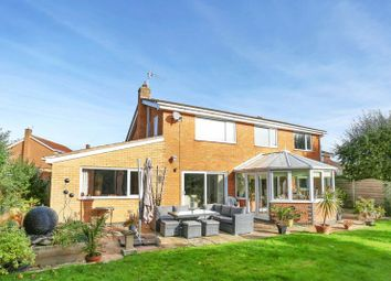 Thumbnail 5 bed detached house for sale in Garland, Rothley, Leicester