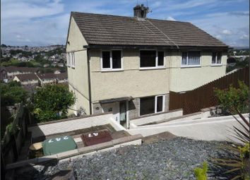 Thumbnail 3 bed property to rent in Eggbuckland Road, Hartley, Plymouth
