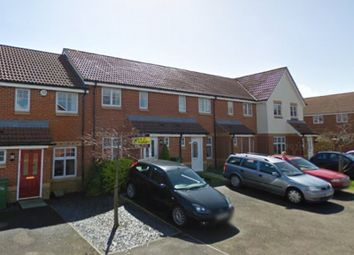 Thumbnail 2 bedroom terraced house to rent in Kirton Close, Hawkinge, Folkestone, Kent.