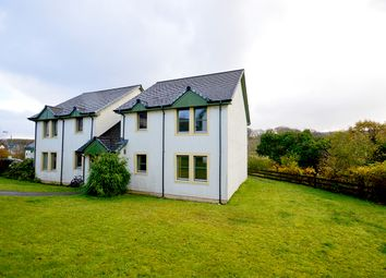 Thumbnail 2 bed flat for sale in Riverside Court, Tobermory, Isle Of Mull