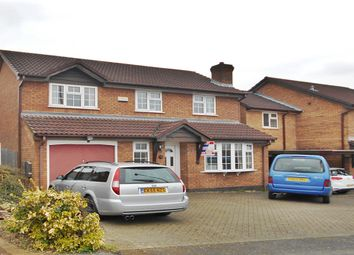 Thumbnail 4 bed detached house to rent in Moorway Lane, Littleover, Derby
