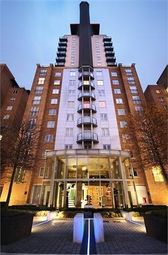 Thumbnail 2 bed flat for sale in Naxos Building, Hutching Street, Canary Wharf, South Quay, London