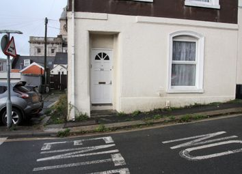 Thumbnail 1 bed flat to rent in Clarence Place, Plymouth