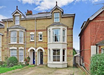 Thumbnail 4 bed semi-detached house for sale in Newport Road, Cowes, Isle Of Wight