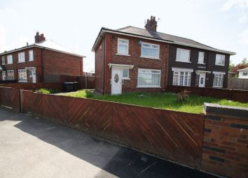 Thumbnail 3 bedroom semi-detached house to rent in Marshall Avenue, Middlesbrough