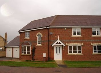 3 bed town house to rent in Grange Park, Northampton NN4