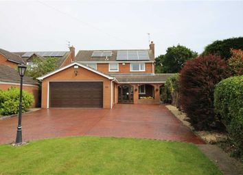 Thumbnail 4 bed detached house for sale in Ripley Road, Heage, Derbyshire
