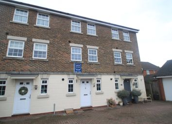 Thumbnail 3 bed town house to rent in Manning Road, Bury St. Edmunds