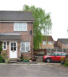 2 bed end terrace house for sale in Campion Close, Wyke, Gillingham SP8