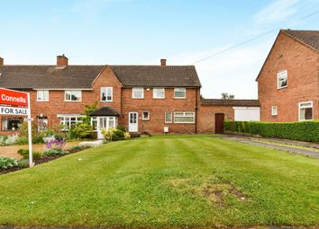 Thumbnail 3 bed end terrace house for sale in Falcon Lodge Crescent, Sutton Coldfield