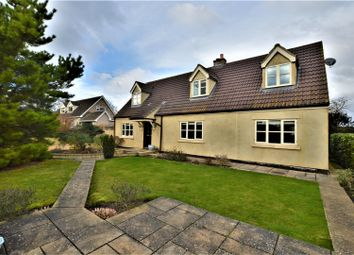 Thumbnail 4 bed detached house for sale in Russell Hill, Thornhaugh, Peterborough
