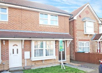 Thumbnail 2 bedroom end terrace house for sale in Robin Close, Wick, Littlehampton, West Sussex