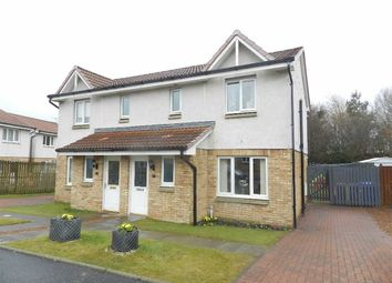 Thumbnail 3 bed semi-detached house for sale in Harvie Gardens, Armadale, Bathgate