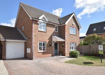 Thumbnail 5 bed detached house for sale in Cropthorne Drive, Climping, Littlehampton, West Sussex