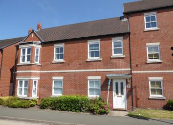 Thumbnail 2 bed flat for sale in Britannia Way, Hadley, Telford