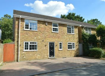 Thumbnail 5 bed detached house for sale in Pantile Road, Weybridge, Surrey