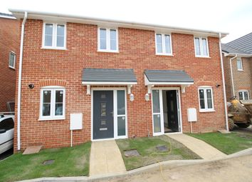 Thumbnail 3 bed semi-detached house for sale in Botley Road, Park Gate, Southampton
