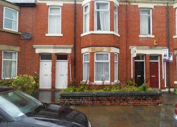 Thumbnail 2 bed flat to rent in Tosson Terrace, Heaton, Newcastle Upon Tyne