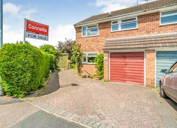 Thumbnail 3 bed semi-detached house for sale in Chestnut Close, Ledbury