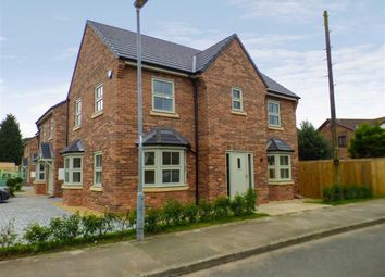 Thumbnail 4 bedroom semi-detached house for sale in Vicarage Lane, Elworth, Sandbach