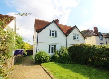 Thumbnail 2 bed semi-detached house for sale in Cobden Hill, Radlett