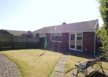 Thumbnail 2 bedroom bungalow for sale in Chudleigh Gardens, Chapel House, Newcastle Upon Tyne