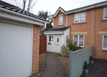 Thumbnail 3 bed semi-detached house for sale in Kirkcaldy Fold, Normanton