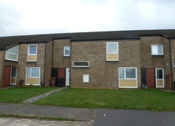 Thumbnail 3 bed terraced house to rent in Beech Close, RAF Lakenheath, Brandon