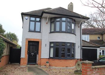 Thumbnail 3 bed detached house for sale in Glenhurst Avenue, Ipswich