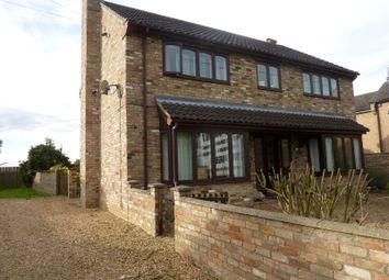 Thumbnail 4 bedroom detached house to rent in Church Street, Woodhurst, Huntingdon