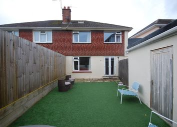 Thumbnail 3 bed detached house for sale in Wellington Road, St Saviour