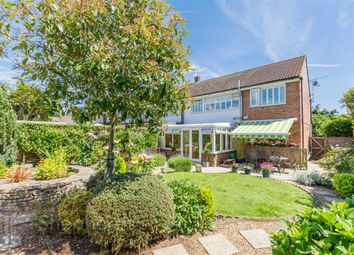 Thumbnail 4 bedroom end terrace house for sale in Nursery Road, Hoddesdon, Hertfordshire