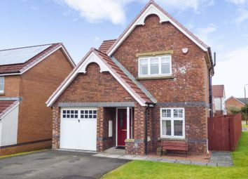 Thumbnail 3 bed detached house for sale in Wallace Brae Avenue, Reddingmuirhead, Falkirk