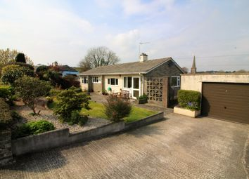 Thumbnail Detached bungalow for sale in Garden Close, Holbeton, Plymouth