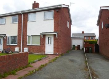 Thumbnail 3 bed semi-detached house to rent in 21, Lon Cilgwyn, Caernarfon
