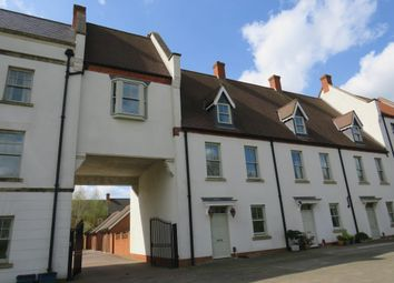 Thumbnail 5 bed town house for sale in Clickers Drive, Upton, Northampton